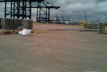 Felixstow Port